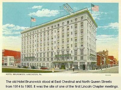 Brunswick Hotel in Lancaster